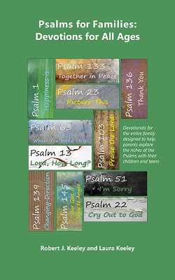 Psalms for Families: Devotions for All Ages